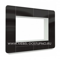 Стенка Купертино 1 глянцевый МДФ (квадрат нео)
