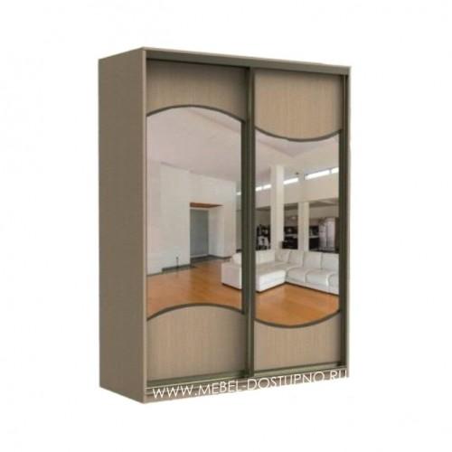 Аурум 3 шкаф-купе