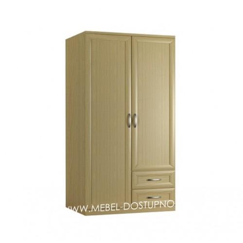 Гамма 12 Д шкаф распашной