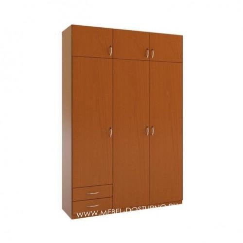 Зодиак 3.10+А шкаф распашной (с антресолью)