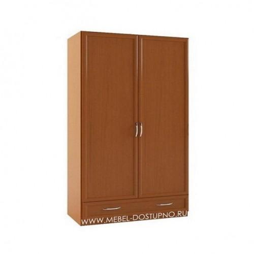 Зодиак 2.1 шкаф 2-х створчатый распашной