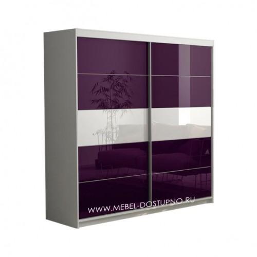 Амадеус-Люкс 3 шкаф-купе