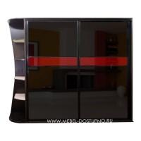 Лацио 3 шкаф-купе