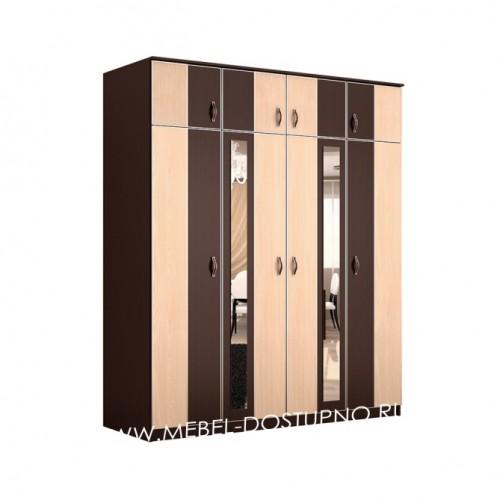 Глэдис ЧК-10 распашной шкаф