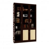 Гала 3.2 книжный шкаф (библиотека, стеллаж)