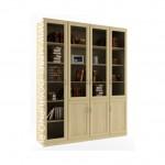 Гала 4.3 книжный шкаф (библиотека, стеллаж)