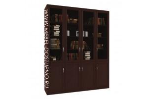 Гала 4.4 книжный шкаф (библиотека, стеллаж))