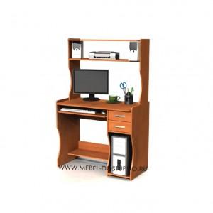 Компьютерный стол Компас-С-203 СН (письменный)