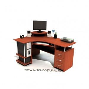 Компьютерный стол Компас-С-224 (письменный)