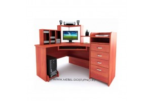 Компьютерный стол Компас-С-225 СН (письменный)