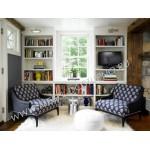 Шкафы и стол вокруг окна по индивидуальным размерам недорого