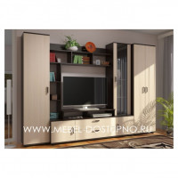 Стенка для гостиной Стиль-7А + шкаф