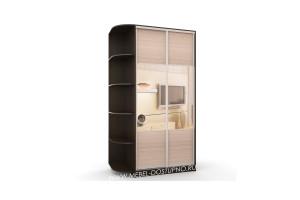 Экспрессо-3 готовый шкаф-купе