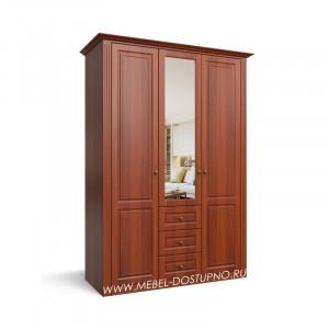 Классика-4 шкаф-распашной