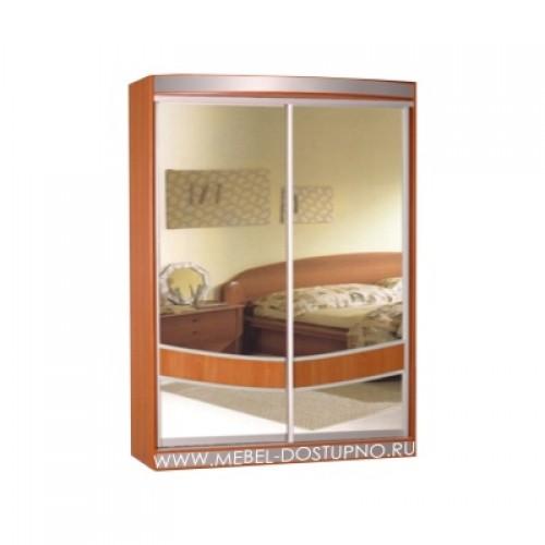 Концепт 6 шкаф-купе (с зеркальными дверьми)