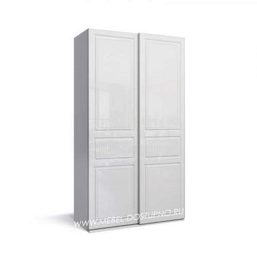 Нова-5 шкаф-купе с тонким профилем (подвесная система дверей)