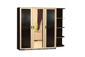 Стайл 3  шкаф 3-х створчатый распашной