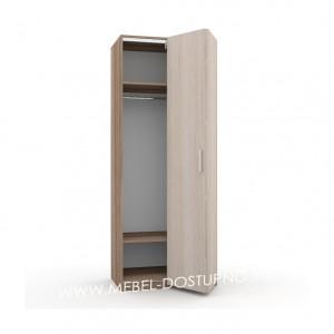 Шкаф-гармошка Люкс-1 (со складными дверями)