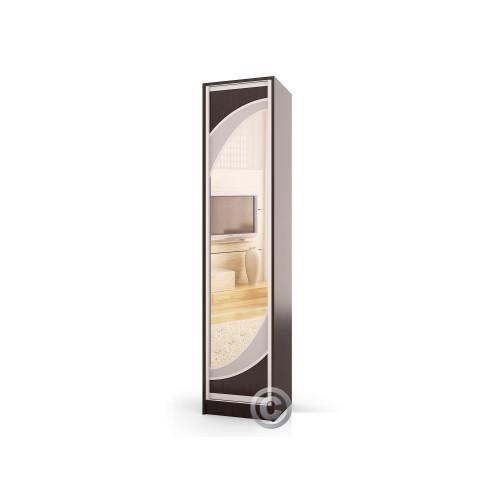 Колонка пенал Версаль-10 (узкий распашной шкаф)