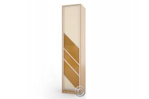 Колонка пенал Версаль-13 (узкий распашной шкаф)