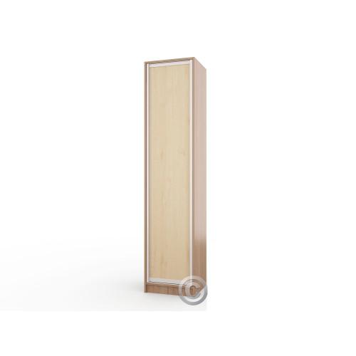 Колонка пенал Версаль-2 (узкий распашной шкаф)