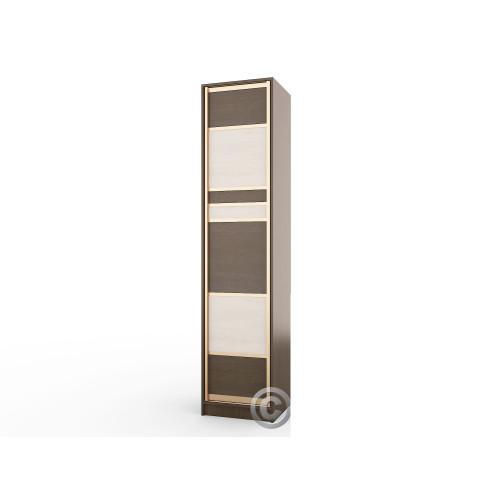 Колонка пенал Версаль-3 (узкий распашной шкаф)