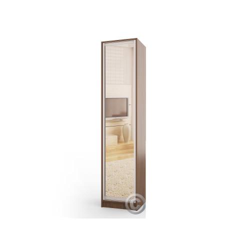 Колонка пенал Версаль-4 (узкий распашной шкаф)