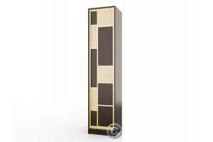 Колонка пенал Версаль-5 (узкий распашной шкаф)