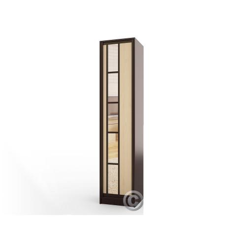 Колонка пенал Версаль-7 (узкий распашной шкаф)