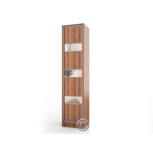 Колонка пенал Версаль-8 (узкий распашной шкаф)