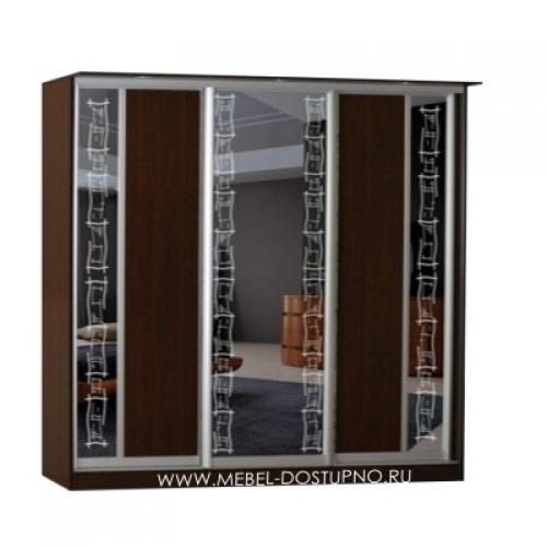 Лагуна 4 шкаф-купе