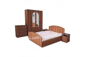 Спальный гарнитур Комфорт (мебель для спальни)