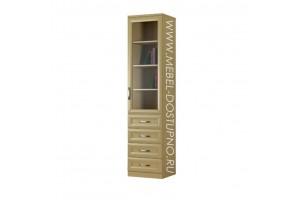 Пенал для книг Библиограф Колонка-6  (шкаф, стеллаж)
