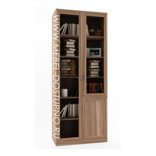 Гала 2.1 книжный шкаф (библиотека, стеллаж)
