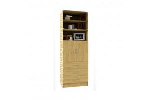 Гала 4Т книжный шкаф (библиотека, стеллаж)