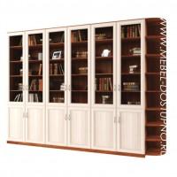 Недорогие книжные шкафы (библиотеки)