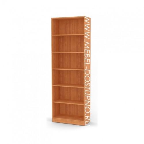 Открытый шкаф для книг С-1  (библиотека, стеллаж)