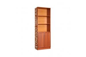 Открытый шкаф для книг С-3  (библиотека, стеллаж)