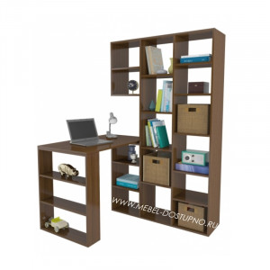 Стеллаж-стол Прима-1.5