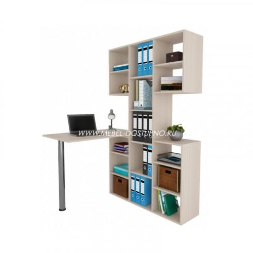 Стеллаж-стол Прима-3.6