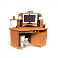 Компьютерный стол Компас-С-215 СН (письменный)