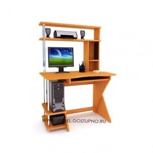 Компьютерный стол Компас-С-221 СН (письменный)