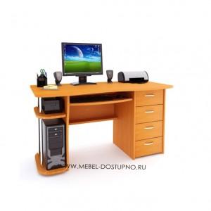 Компьютерный стол Компас-С-222 (письменный)