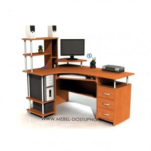 Компьютерный стол Компас-С-224 СН (письменный)