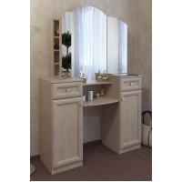 Туалетный стол (трюмо) Анжелика-1 МДФ