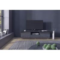 Тумба под телевизор  Модерн-12 (глянцевая с закругленными углами)