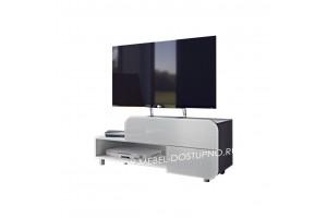 Тумба под телевизор  Модерн-7 (глянцевая с закругленными углами)